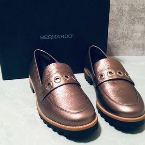 Bernardo Ozzy Women's  Loafers Size 8.5M